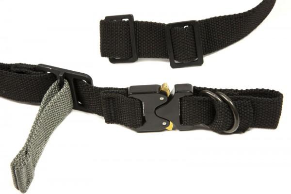 Vickers Combat Application Cobra Sling Black thumbnail