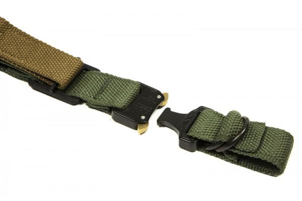 Vickers Combat Application Cobra Sling OD thumbnail