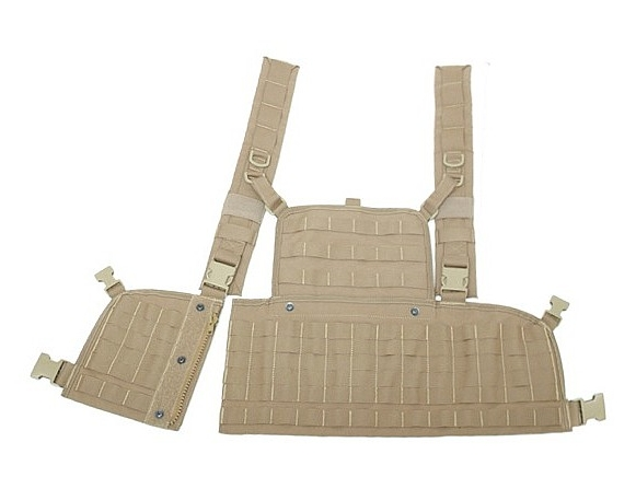 901 Elite Ops Base Chest Rig Coyote thumbnail