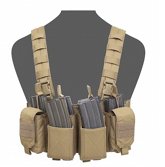 Pathfinder Chest Rig Coyote thumbnail