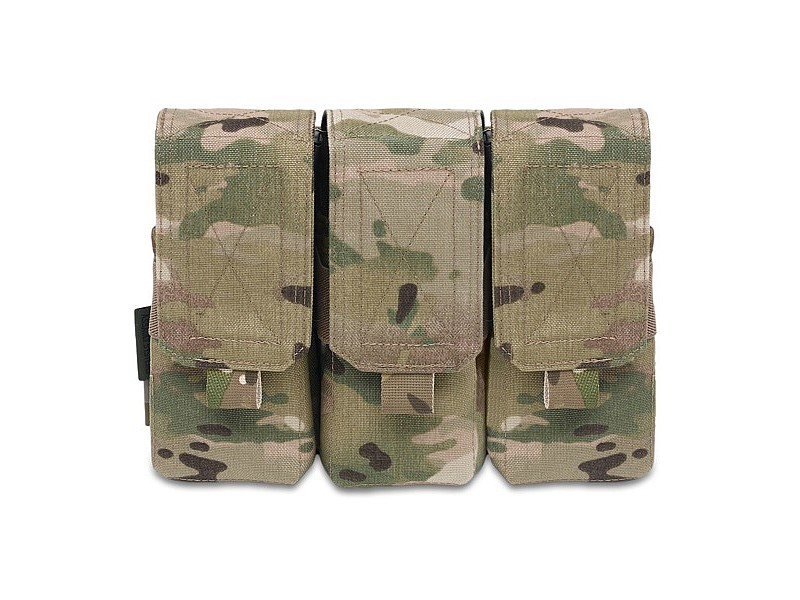 Triple Covered Mag Pouch M4 5.56mm thumbnail