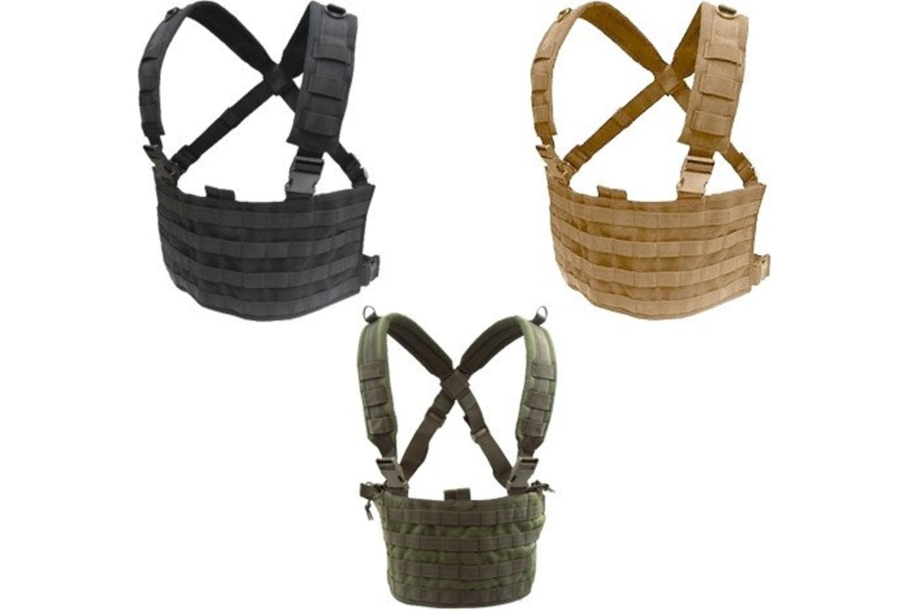 OPS Chest Rig Black thumbnail