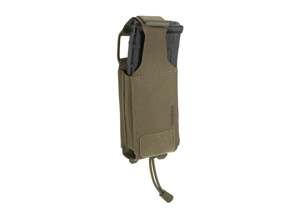 5.56mm Backward Flap Mag Pouch RAL7013 thumbnail