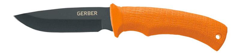 Gator Fixed Blade DP Orange w/ Sheath thumbnail