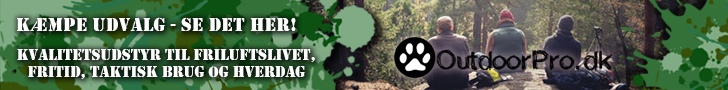 Se mere udstyr hos OutdoorPro.dk