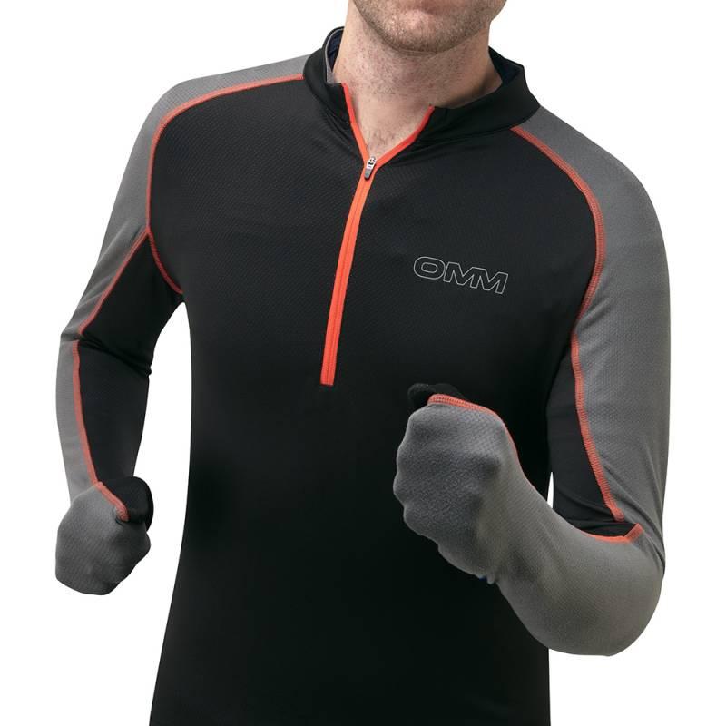 Vector Zip - Black/Grey thumbnail