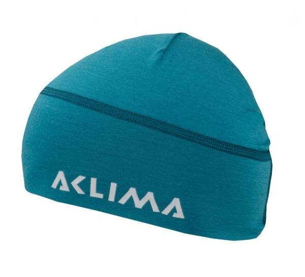 ACLIMA Lightwool Jib Beanie Harbor Blå