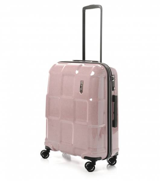 Epic Kuffert Crate Reflex 66cm Trolley 4 Wheel Crystal Rose - Medium - outdoorpro.dk