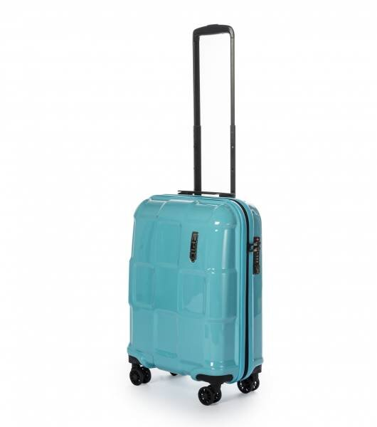 Epic Kuffert Crate EX Solids 55cm Trolley 4 Wheel Radiance Blue - Small - outdoorpro.dk