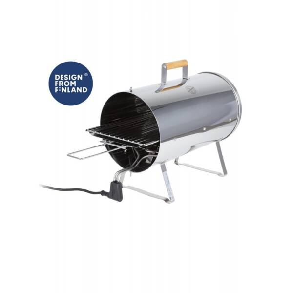 Electric Smoking Oven 1100W with coverba