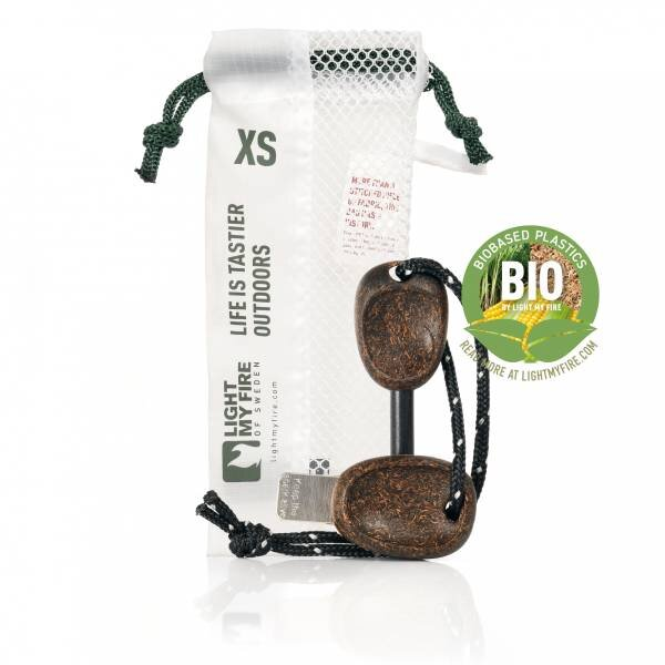Light my fire FireSteel BIO scout cocoshell - outdoorpro.dk