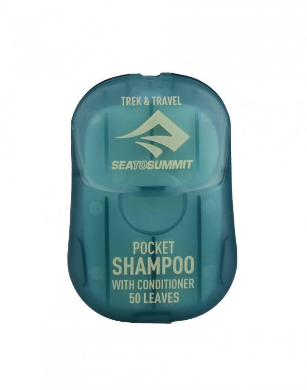 Trek & Travel Pocket Cond Shampoo 50leaf thumbnail