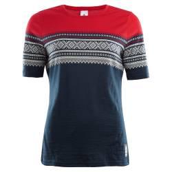 Aclima Designwool Marius T-Shirt Woman Original  - outdoorpro.dk
