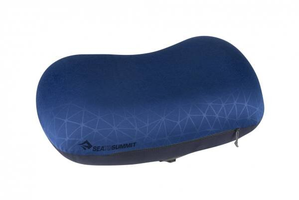 Sea to Summt - Aeros Pillow Case Regular Navy Blue