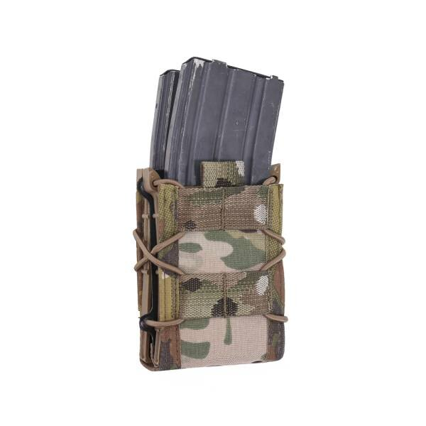 Warrior Assault Systems - Double Quick Mag Multicam