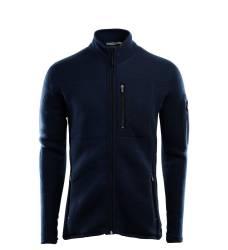 Aclima - Fleecewool Jacket Man Navy Blazer