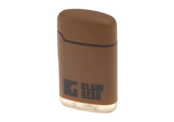 ClawGear Mk.II Storm Pocket Lighter - Coyote - Front left