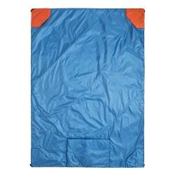 Klymit Versa Blanket - Blue/Orange