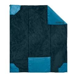 Klymit Versa Luxe Blanket - Blue