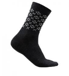 DesignWool Glitre Sock - Alm