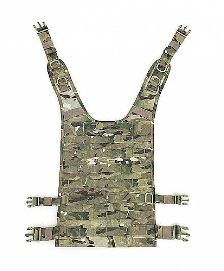 Elite Ops Back Panel Multicam