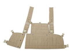 901 Elite Ops Base Chest Rig Coyote