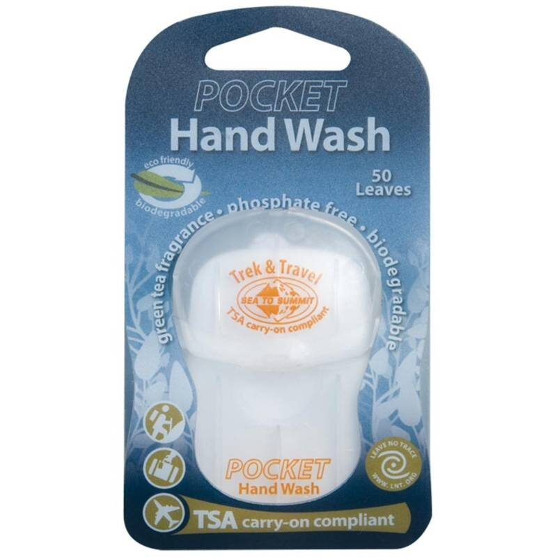 Trek & Travel Pocket Hand Wash 50 Leaf thumbnail