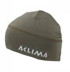 ACLIMA Lightwool Beanie Ranger Green hos Outdoorpro.dk