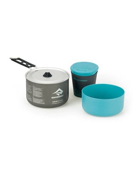 Alpha Pot Cook Set 1.1 Grey