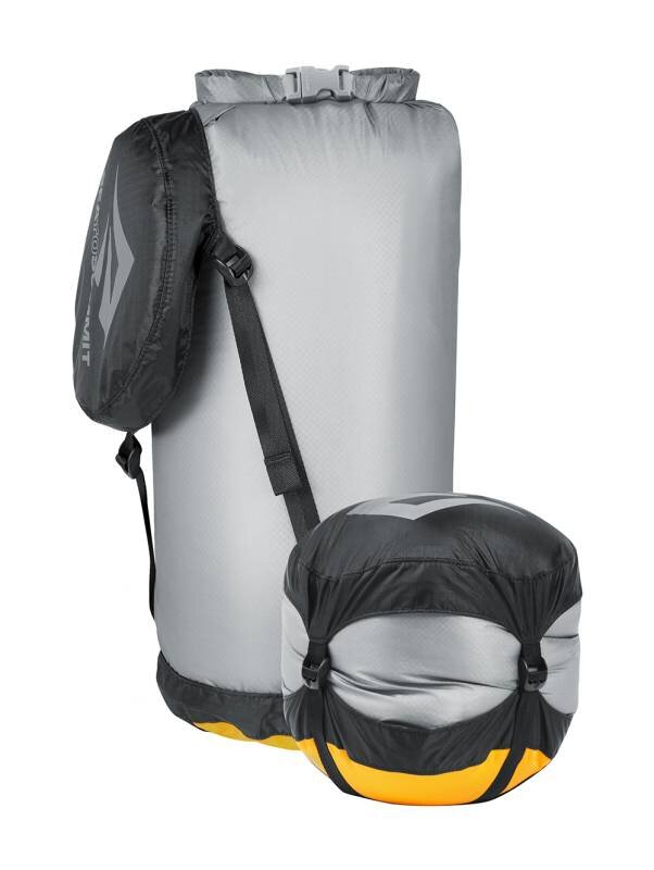 Ultra-Sil eVent® Dry Compression Sack L Grey thumbnail