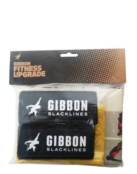 Gibbon Slackline - Fitness Upgrade - Packet